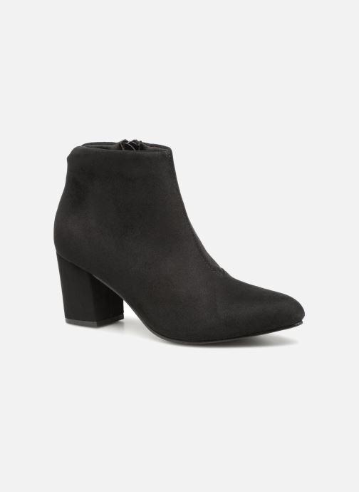 Bottines et boots Vero Moda Low boot Noir vue détail/paire
