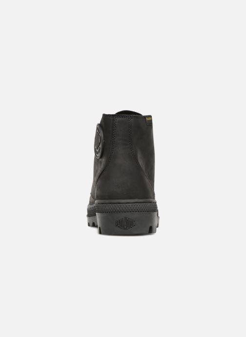 Stiefeletten & Boots Palladium Pallbosse Mid schwarz ansicht von rechts