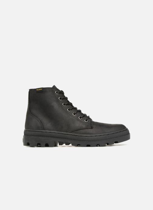 Bottines et boots Palladium Pallbosse Mid Noir vue derrière