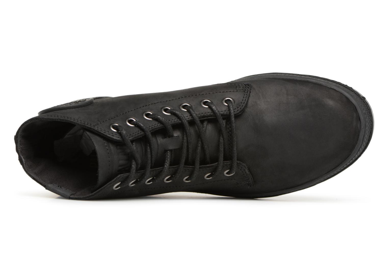 Bottines et boots Palladium Pallbosse Mid Noir vue gauche