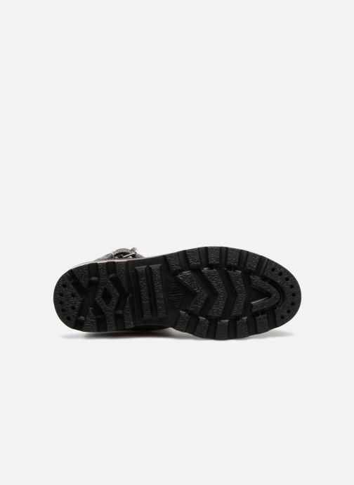 Boots en enkellaarsjes Palladium Pallabosse Peloton L W Zwart boven