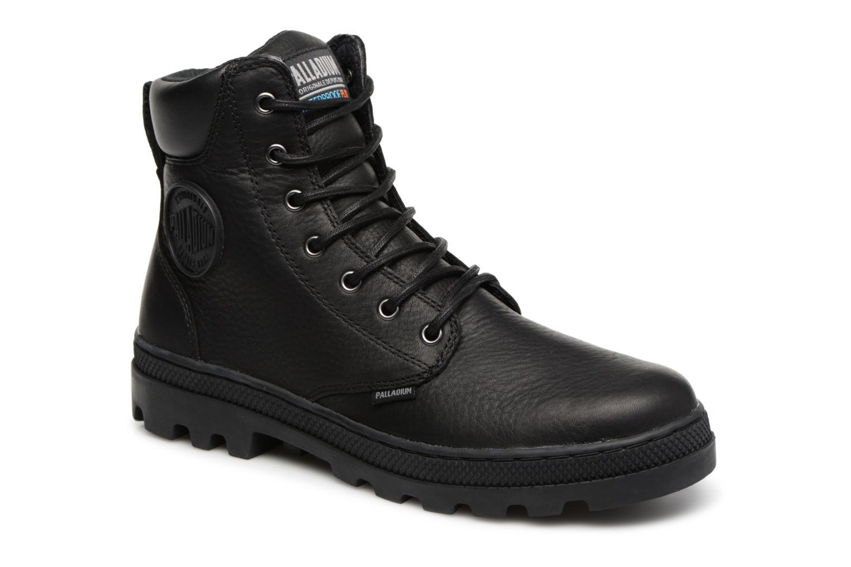 Palladium Pallabosse Sc boots Wp  M (Black) - Ankle boots Sc chez (339460) 23909f