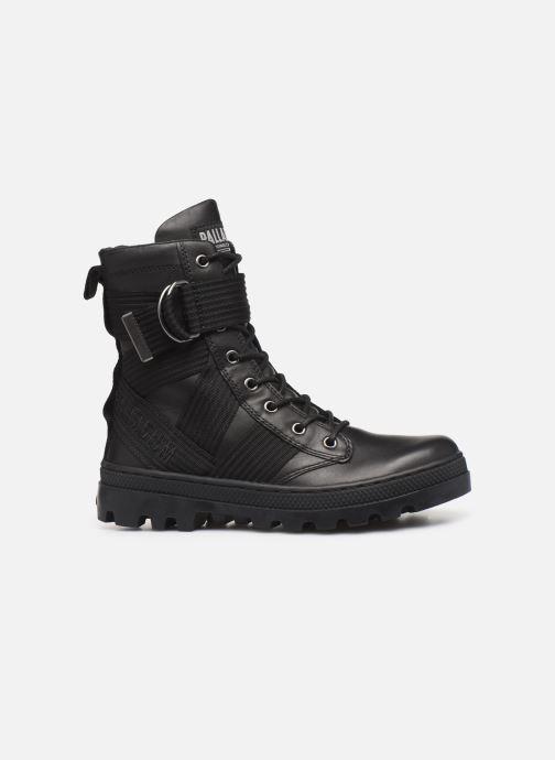 Ankle boots Palladium Pallabosse Tact St L W Black back view