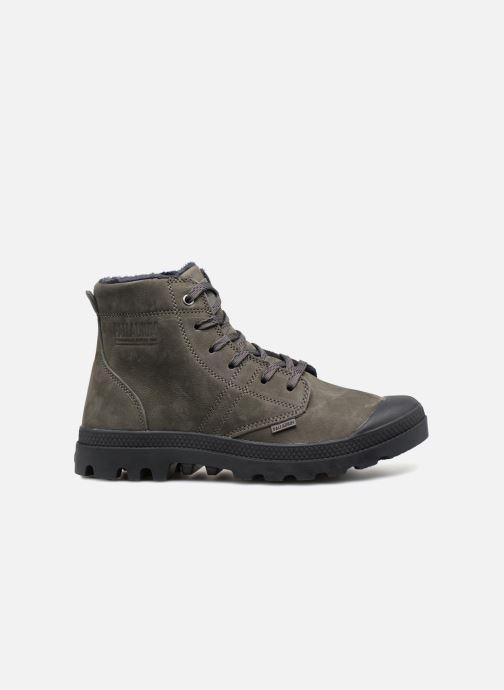 Stiefeletten & Boots Palladium Pallabrousse Lth S M grau ansicht von hinten