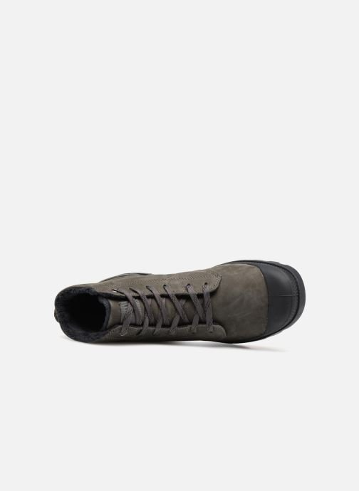 Stiefeletten & Boots Palladium Pallabrousse Lth S M grau ansicht von links