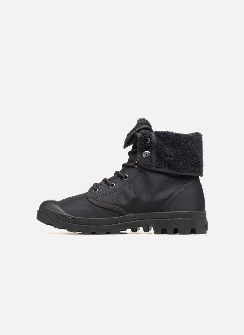 Bottines et boots Palladium Pallabrousse Baggy Tx U Noir vue face