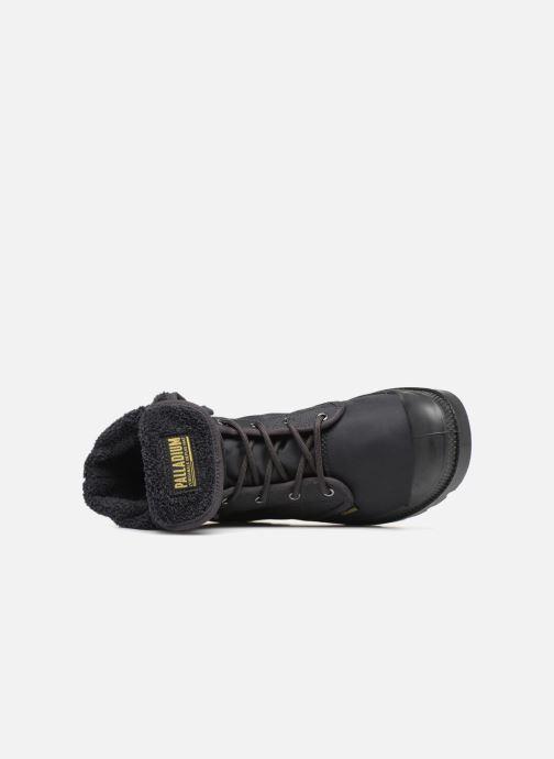 Bottines et boots Palladium Pallabrousse Baggy Tx U Noir vue gauche