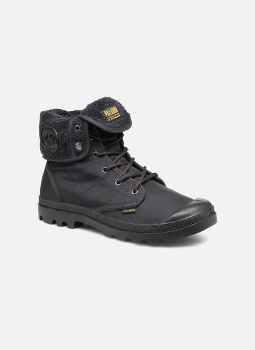 Bottines et boots Palladium Pallabrousse Baggy Tx U Noir vue détail/paire
