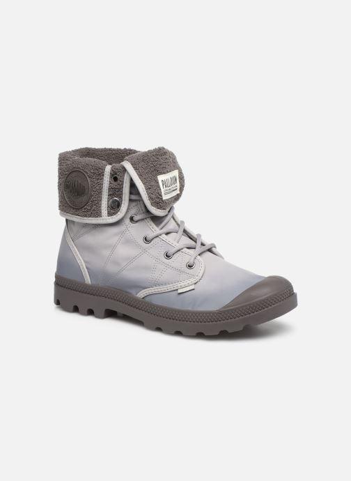 Bottines et boots Palladium Pallabrousse Baggy Tx U Gris vue détail/paire