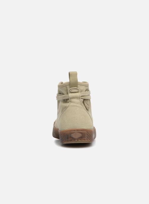Sneakers Palladium Pallaphoenix Mid Vtg U Grigio immagine destra