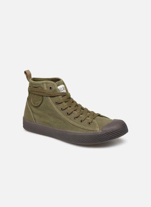 Sneakers Palladium Pallaphoenix Mid Vtg U Verde vedi dettaglio/paio