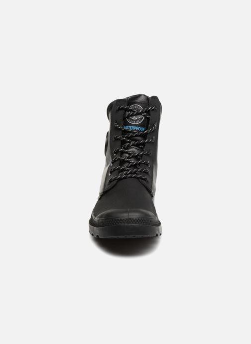 Boots en enkellaarsjes Palladium Pampa Sport Cuff WPR Zwart model