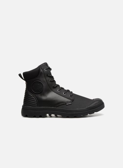Boots en enkellaarsjes Palladium Pampa Sport Cuff WPR Zwart achterkant