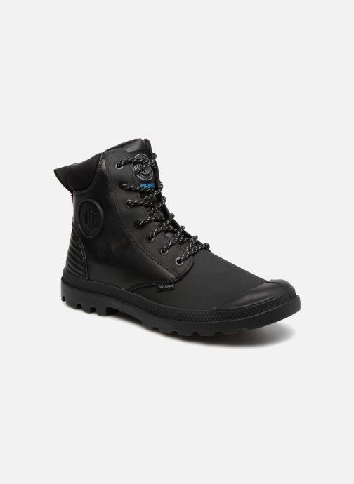 Boots en enkellaarsjes Palladium Pampa Sport Cuff WPR Zwart detail