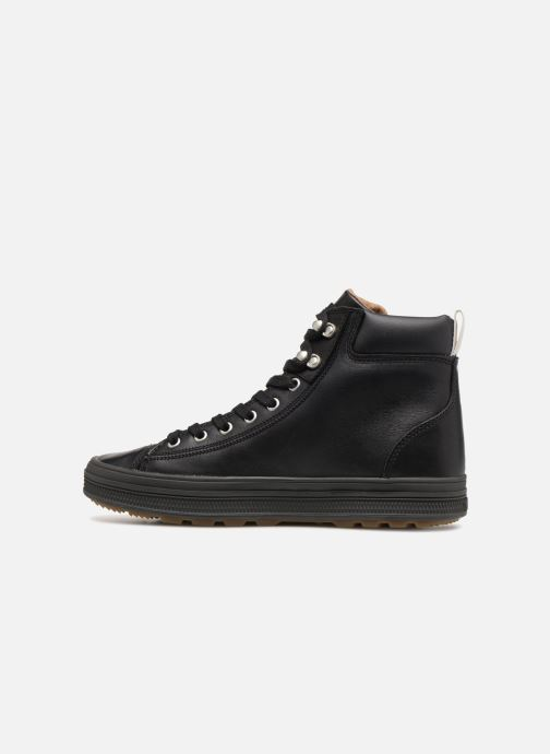 Sneakers Palladium Sub Mid Cuff  M Nero immagine frontale