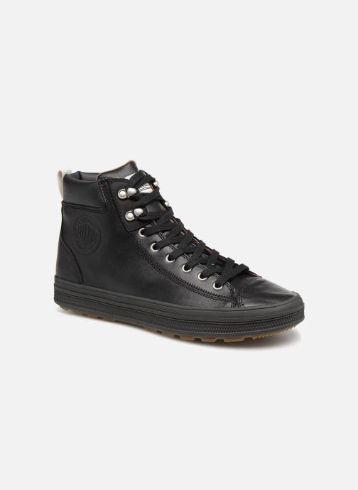 Sneakers Palladium Sub Mid Cuff  M Nero vedi dettaglio/paio
