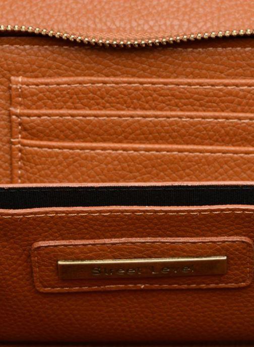 Sacs à main Street Level Brown mini purse Marron vue derrière