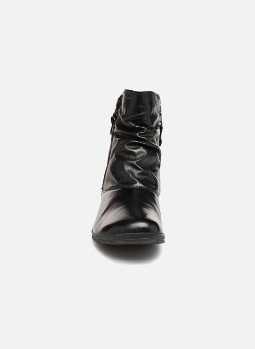 Stiefeletten & Boots Josef Seibel Naly 24 schwarz schuhe getragen