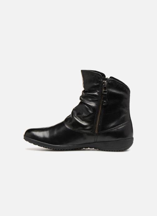 Stiefeletten & Boots Josef Seibel Naly 24 schwarz ansicht von vorne