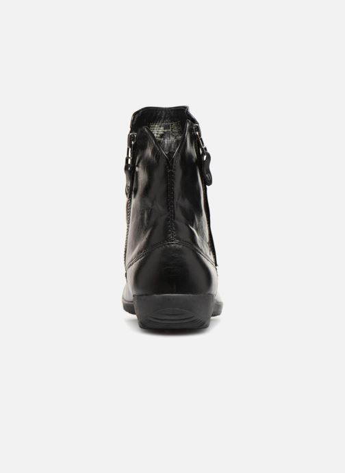 Ankle boots Josef Seibel Naly 24 Black view from the right