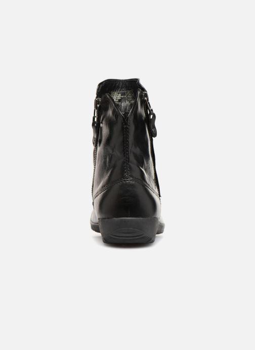 Stiefeletten & Boots Josef Seibel Naly 24 schwarz ansicht von rechts