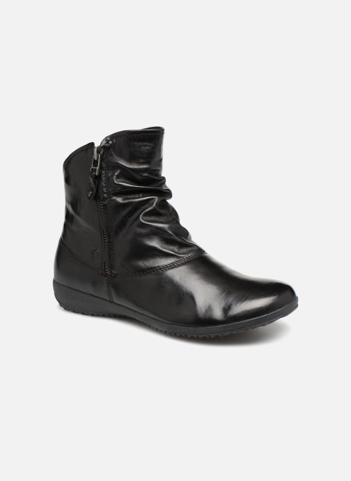 Ankle boots Josef Seibel Naly 24 Black detailed view/ Pair view