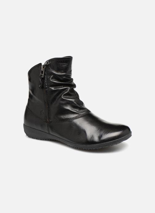 Ankelstøvler Josef Seibel Naly 24 Sort detaljeret billede af skoene