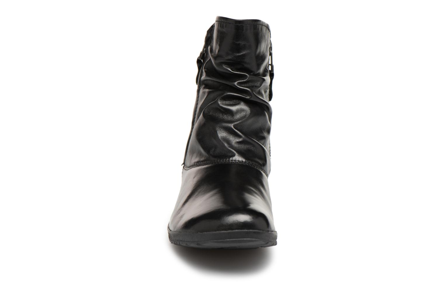 Ankle boots Josef Seibel Naly 24 Black model view