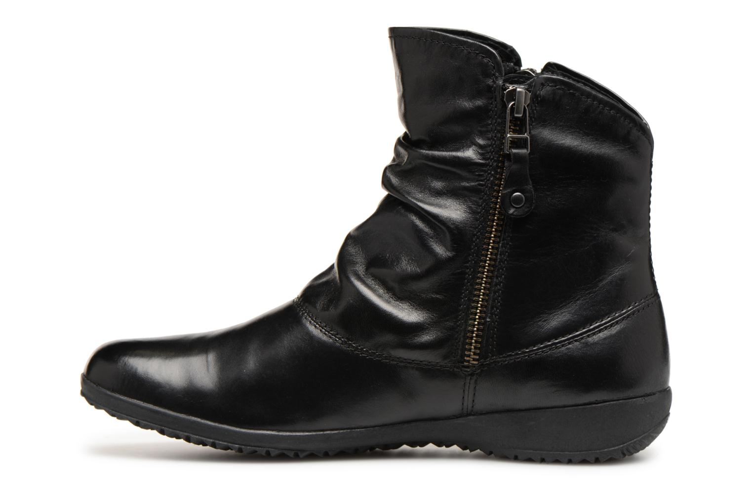 Ankle boots Josef Seibel Naly 24 Black front view