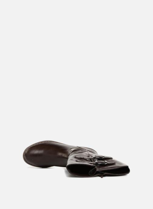 Stiefel Josef Seibel Selena 13 braun ansicht von links