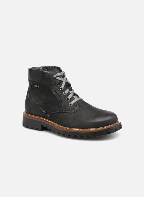 43c3209d9f04e Josef Seibel Chance 39 (Black) - Ankle boots chez Sarenza (339502)