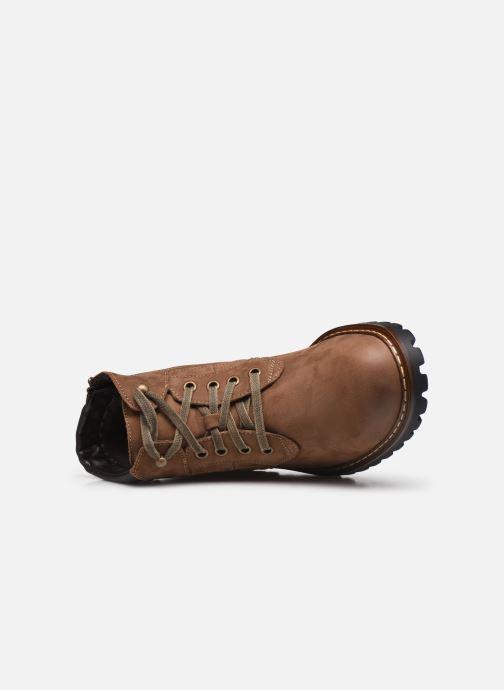 Bottines et boots Josef Seibel Chance 39 Marron vue gauche
