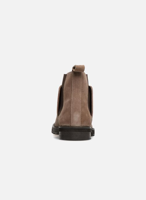 Boots en enkellaarsjes P-L-D-M By Palladium Press Sud Grijs rechts