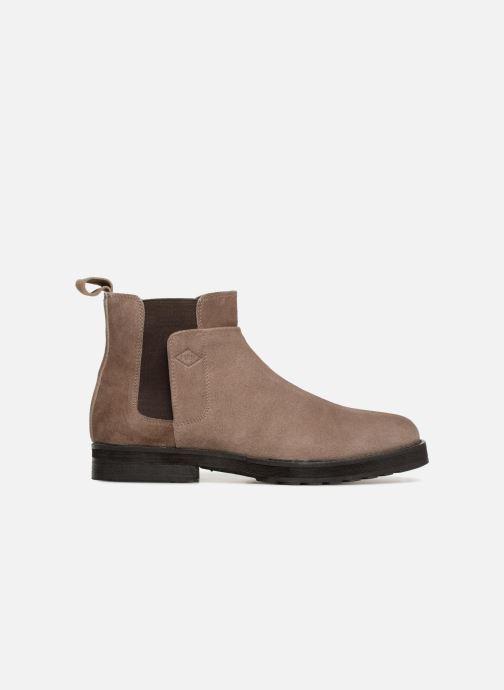 Boots en enkellaarsjes P-L-D-M By Palladium Press Sud Grijs achterkant