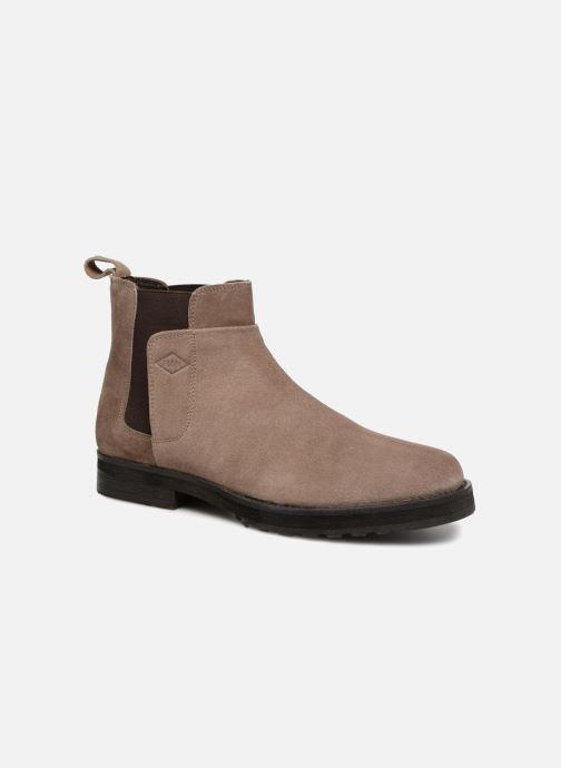 Bottines et boots P-L-D-M By Palladium Press Sud Gris vue détail/paire