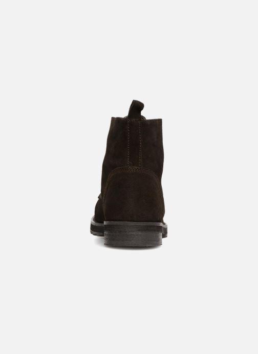 Bottines et boots P-L-D-M By Palladium Pario Sud Noir vue droite