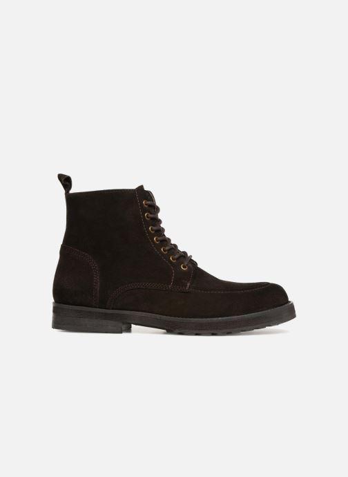 Bottines et boots P-L-D-M By Palladium Pario Sud Noir vue derrière