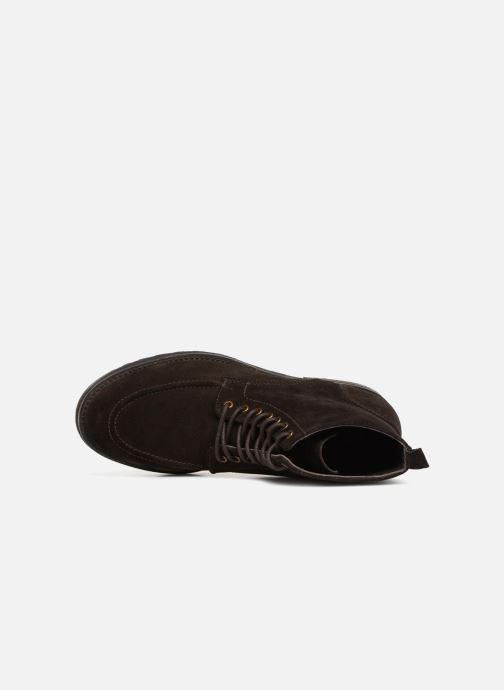 Bottines et boots P-L-D-M By Palladium Pario Sud Noir vue gauche