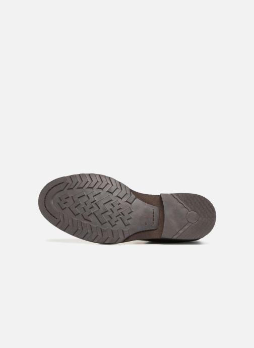 Bottines et boots P-L-D-M By Palladium Pario Sud Noir vue haut