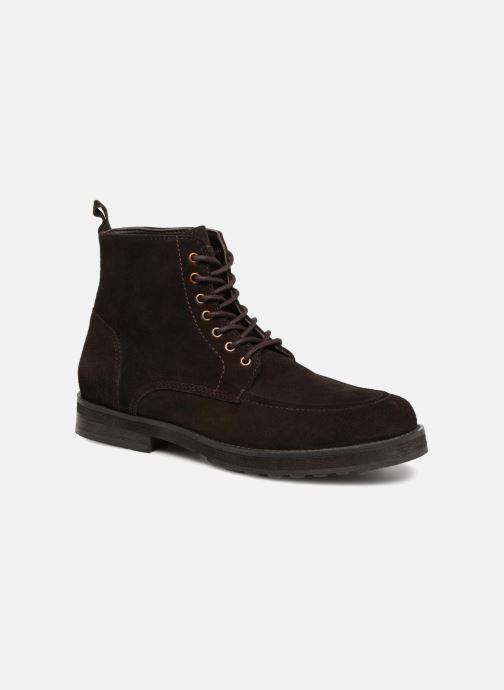Bottines et boots P-L-D-M By Palladium Pario Sud Noir vue détail/paire