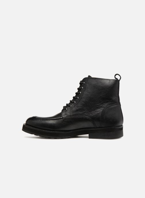 Bottines et boots P-L-D-M By Palladium Pario Noir vue face