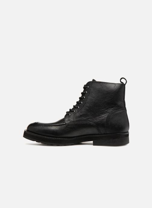 Bottines et boots P-L-D-M By Palladium Pario Noir vue face