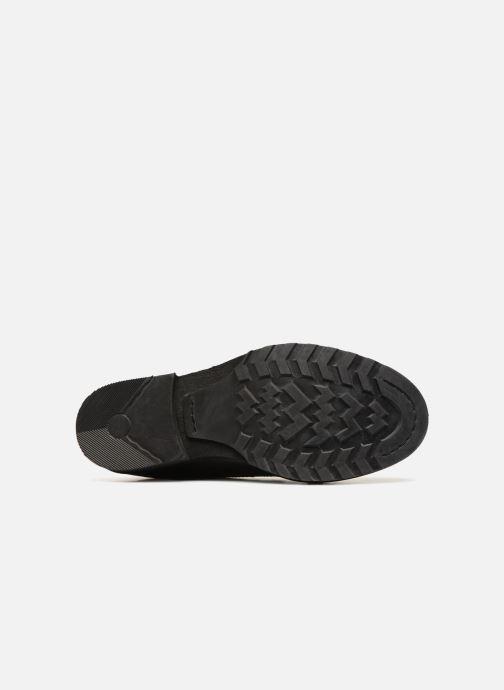 Bottines et boots P-L-D-M By Palladium Pario Noir vue haut