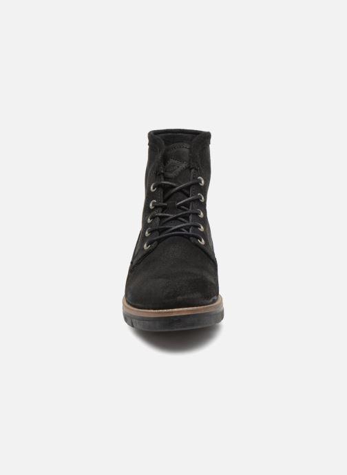 Bottines et boots P-L-D-M By Palladium Norco Qg Noir vue portées chaussures