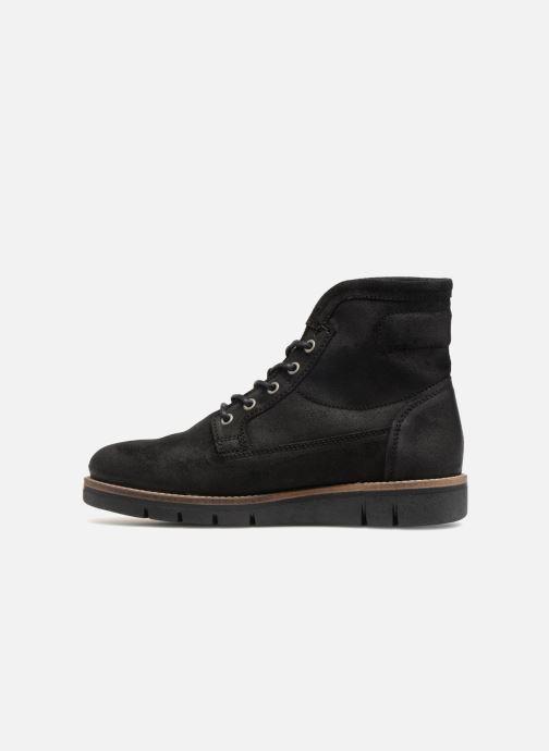Boots en enkellaarsjes P-L-D-M By Palladium Norco Qg Zwart voorkant