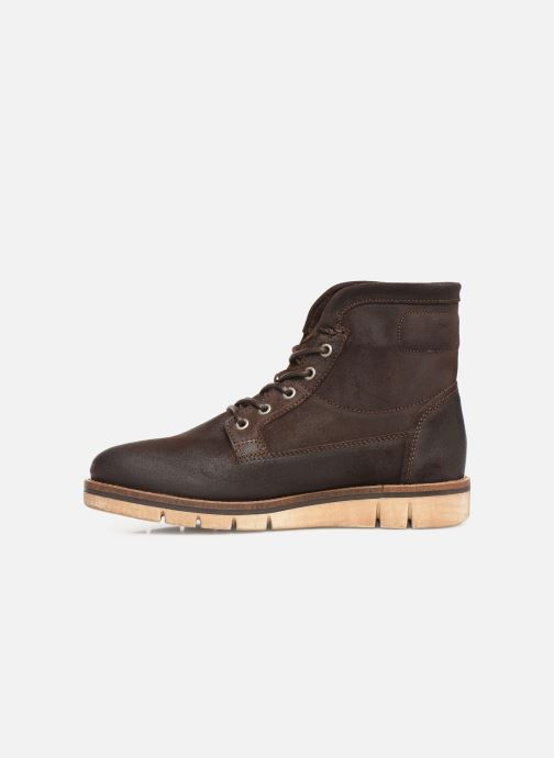 Bottines et boots P-L-D-M By Palladium Norco Qg Marron vue face