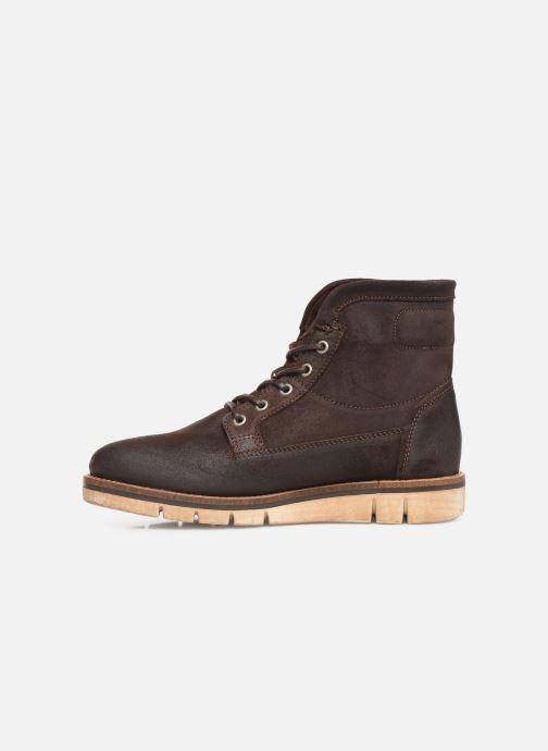 Boots en enkellaarsjes P-L-D-M By Palladium Norco Qg Bruin voorkant