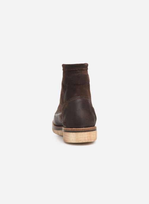 Bottines et boots P-L-D-M By Palladium Norco Qg Marron vue droite