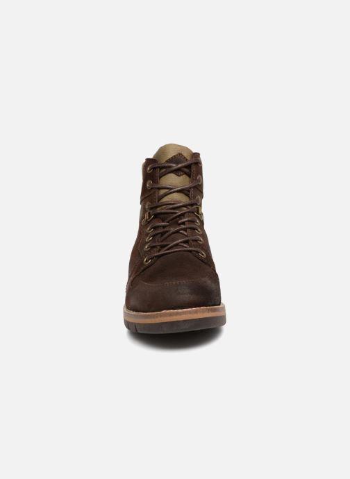Bottines et boots P-L-D-M By Palladium Nions Qg Noir vue portées chaussures