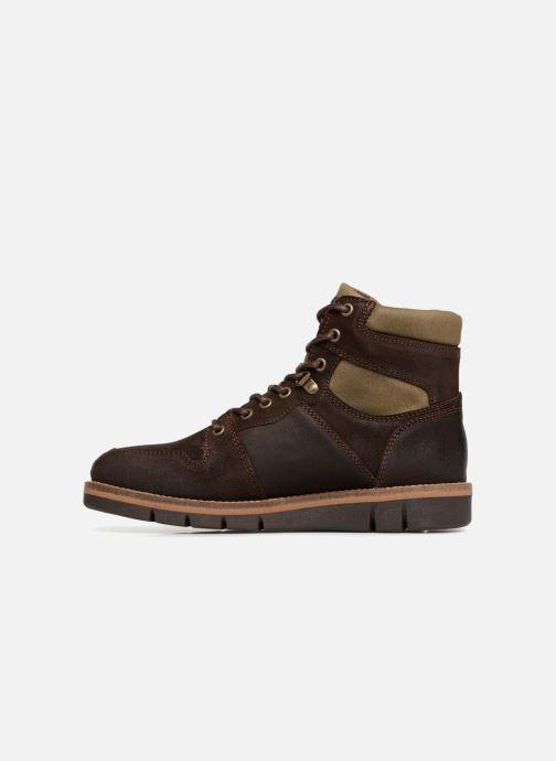 Boots en enkellaarsjes P-L-D-M By Palladium Nions Qg Zwart voorkant